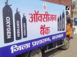 Karnal Admin rolls out 'Oxygen on wheels' to tackle oxygen crisis_50.1