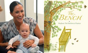Meghan Markle set to release Children's Book 'The Bench'_50.1
