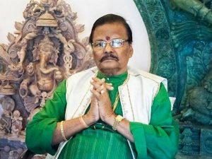 Renowned Sculptor and Rajya Sabha MP Raghunath Mohapatra Passes Away_50.1
