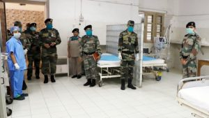 Indian Army sets up Covid Management Cell for real time response_50.1