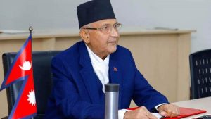 KP Sharma Oli Re-appointed as Prime Minister of Nepal_50.1
