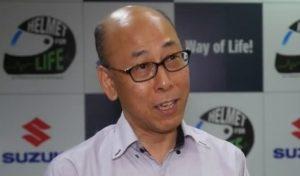 Satoshi Uchida appointed as Suzuki Motorcycle India's new Company Head_50.1