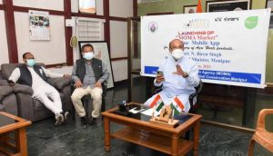 Manipur CM launches 'MOMA Market' for vegetable_50.1