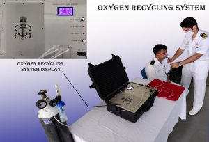 Indian Navy Designs Oxygen Recycling System to mitigate oxygen shortage_50.1