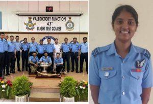 Aashritha V Olety is India's 1st woman flight test engineer_50.1