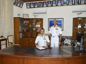 Vice-Admiral Ravneet Singh assumes charge as Deputy Chief of Naval Staff_50.1