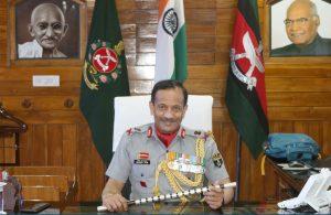 Lt. General Pradeep Chandran Nair takes charge as DG of Assam Rifles_50.1