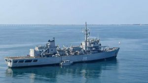 Navy's Hydrographic Survey Ship Sandhayak To Be Decommissioned_50.1