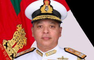 Vice Admiral Rajesh Pendharkar assumes Charge as DG Naval Operations_50.1
