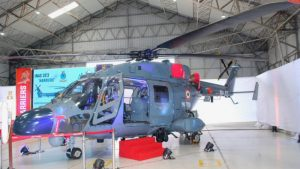Indian Navy inducted three ALH MK III advanced light helicopters_50.1