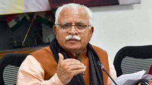 Haryana CM announces creating 'Oxi-van' in Karnal_50.1