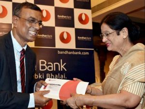 RBI gives nod to re-appoint CS Ghosh as MD & CEO of Bandhan Bank_50.1