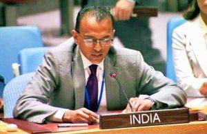K Nagaraj Naidu named to lead UN bureaucracy for a year_50.1