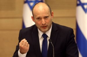 Naftali Bennett Takes Charge as Israel's new Prime Minister_50.1