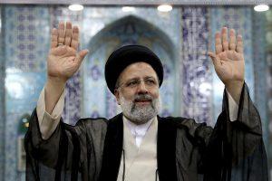 Ebrahim Raisi wins Iran's 2021 Presidential Election_50.1