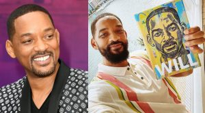Actor Will Smith announced his autobiography 'Will'_50.1