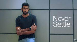 Jasprit Bumrah roped in as brand ambassador OnePlus_50.1