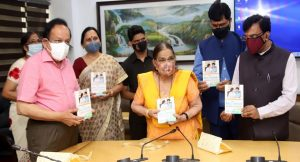 Harsh Vardhan unveils 'My Joys and Sorrows – as a Mother of a Special Child' book_50.1