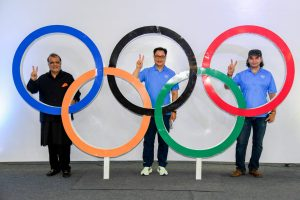 India's official Olympic theme song 'Lakshya Tera Samne Hai' released_50.1