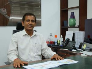 Satish Agnihotri take charges as MD of NHSRCL_50.1