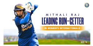 Mithali Raj surpasses Edwards to become highest run-getter_50.1