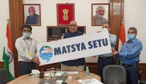 GoI launches mobile app 'Matsya Setu' for Indian aqua farmers_50.1