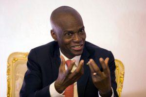 Haiti President Jovenel Moise assassinated at his home_50.1