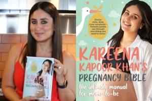 """Kareena Kapoor introduces a book """"The Pregnancy Bible""""_50.1"""