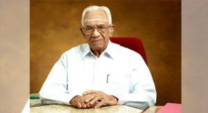 Ayurveda Medicine Doyen, Dr P K Warrier passes away_50.1