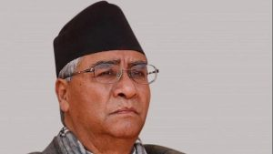 Sher Bahadur Deuba becomes Nepal's Prime Minister for 5th time_50.1