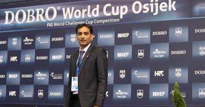 Deepak Kabra becomes first Indian gymnastics judge at Olympics_50.1