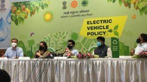 Maharashtra govt launches new EV Policy 2021_50.1