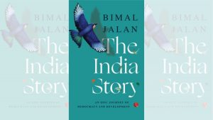 A new book titled 'The India Story' by Bimal Jalan_50.1