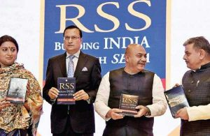 """A book titled """"RSS"""" by Sudhanshu Mittal now in Chinese_50.1"""