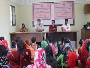 Balika Panchayat successfully held at Kunariya village in Gujarat_50.1