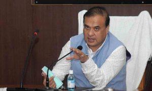 Assam CM Himanta Biswa assures govt jobs for National Games Medalists_50.1