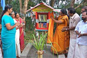 Perumkulam is Kerala's first 'Book Village'_50.1