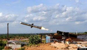 DRDO successfully flight-tests indigenously developed MPATGM_50.1