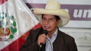 Leftist school teacher Pedro Castillo declared New Peru President_50.1