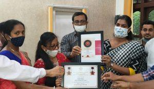 Cachar district received National Silver SKOCH award_50.1