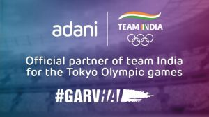 IOA ropes in Adani Group as sponsor for Tokyo Olympics_50.1