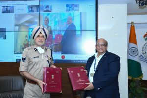 CRPF signs MoU with C-DAC to train manpower of force in advanced technologies_50.1