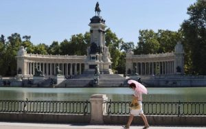 UNESCO grants World Heritage Status to Madrid's Paseo del Prado and Retiro Park_50.1