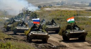 Indo-Russia Joint Military Drill 'Exercise INDRA 2021' to be held in Russia_50.1