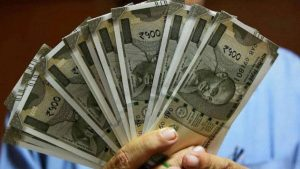 Modi govt's fiscal deficit touches 18.2% of annual target_50.1