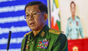 Myanmar Military Chief appointed as interim Prime Minister_50.1