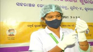 Bhubaneswar becomes first Indian city to vaccinate 100% against COVID-19_50.1