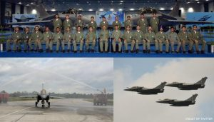 IAF inducts 2nd squadron of Rafale aircraft at West Bengal's Hasimara_50.1