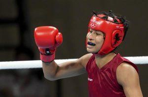 Tokyo Olympics 2020: Boxer Lovlina Borgohain Claims Bronze Medal_50.1