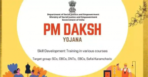 Ministry for Social Justice launches 'PM-DAKSH' Portal and Mobile App_50.1